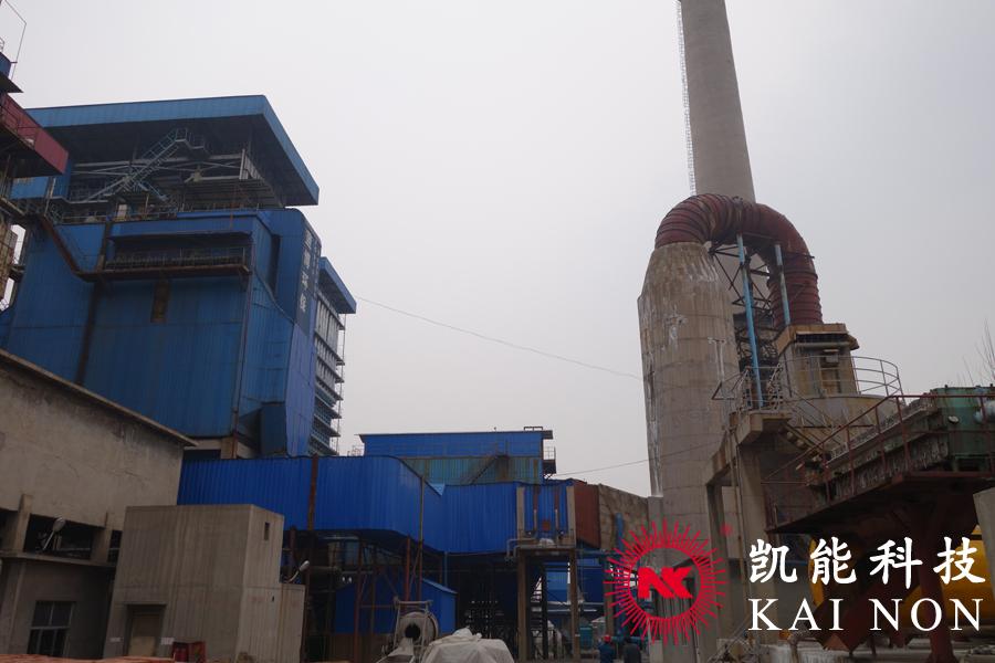 电站锅炉省煤器