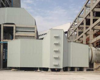 焦作电厂余热回收2*660MW机组工低温省煤器扩建