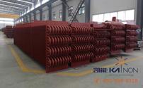 生产中低温省煤器