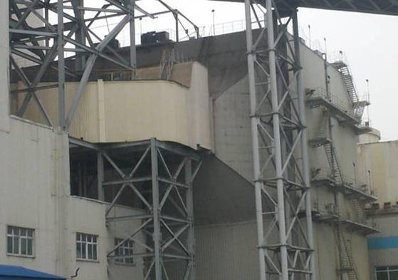 宁夏鸳鸯湖660MW低温省煤器建设