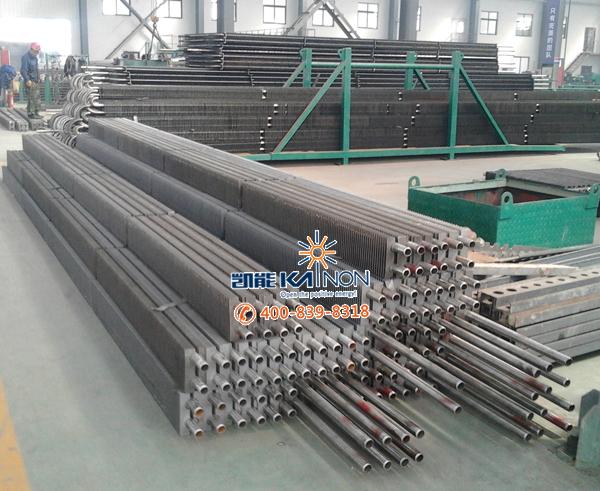 湖南耒阳300MW低温省煤器项目建设