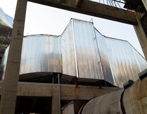 【河南】裕东电厂300MW低温省煤器机组顺利运行