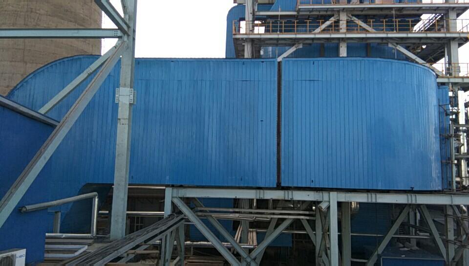青岛凯能科技,让瓷都的天变蓝了