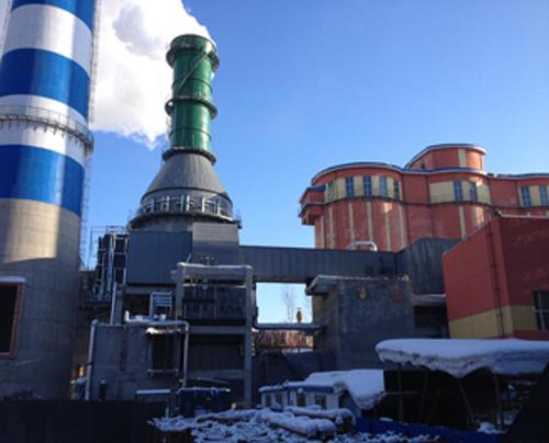 300MW发电机组低温省煤器