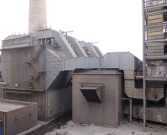 330MW发电机组H型鳍片管低温省煤器