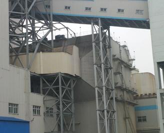 600MW发电机组H型鳍片管低温省煤器