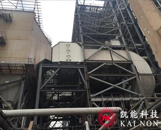 350MW发电机组H型鳍片管低温省煤器